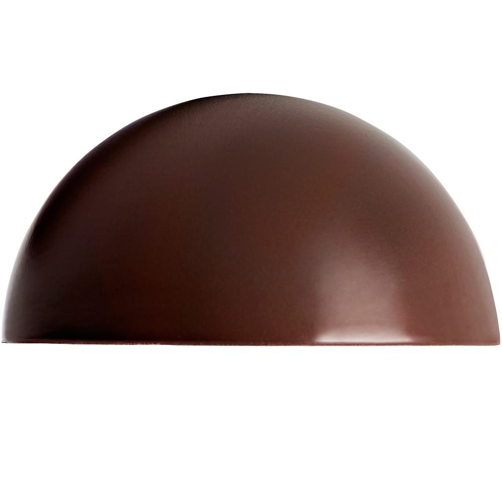 Vasos  exclusivas - Dark Chocolate Dome