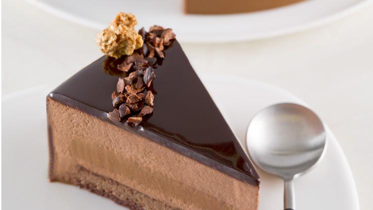 Entremets Inaya™ Café Crokine™ | Cacao Barry