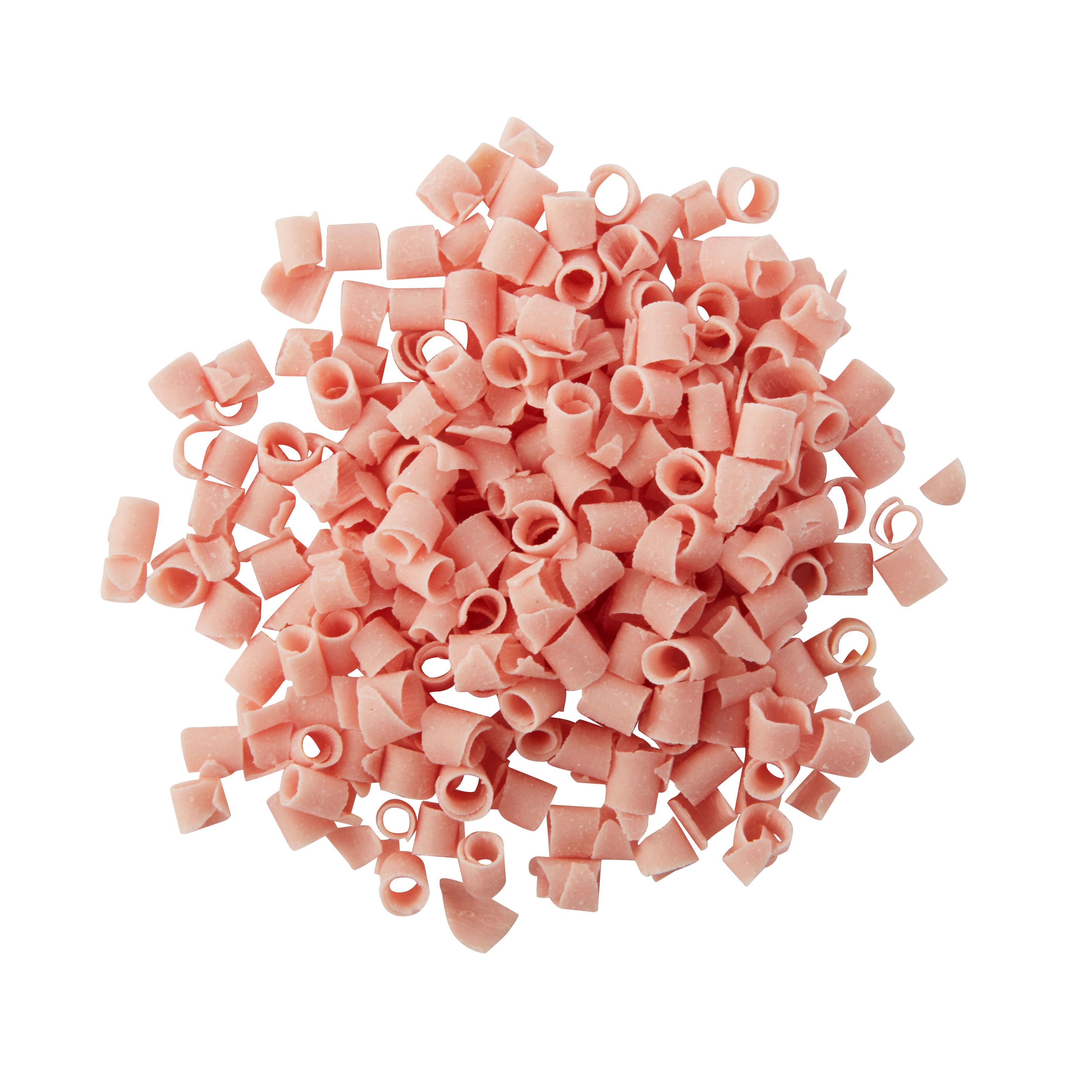 Blossoms - Natural Light Pink Décor Curls